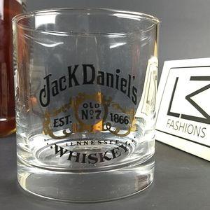 🥃VTG Jack Daniels glass